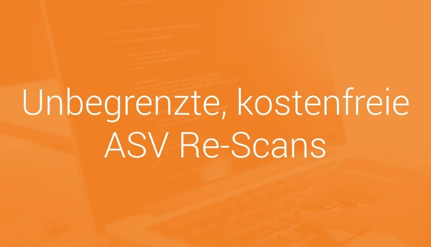 usd Introduces Unlimited Free ASV Re-Scans