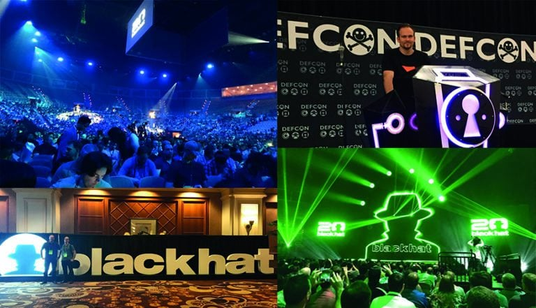 usd at Black Hat and DEF CON 2017