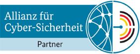 Logo Allianz fuer Cyber Sicherheit Partner
