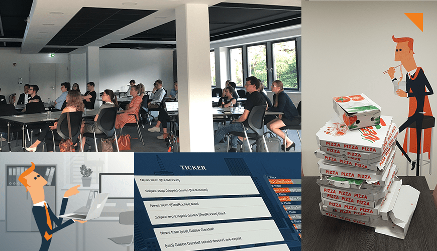 Learned. Shared. Connected. Newcomer @ CST – A Review
