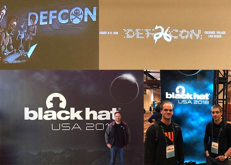 usd at Black Hat and DEF CON 2018