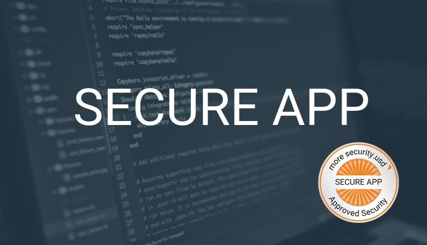 Secure App