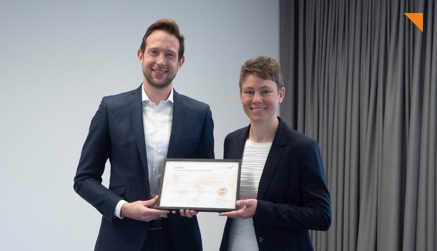Volksbank in der Ortenau & First Cash Solution GmbH Obtain Certification for Secure Handling of Credit Card Data