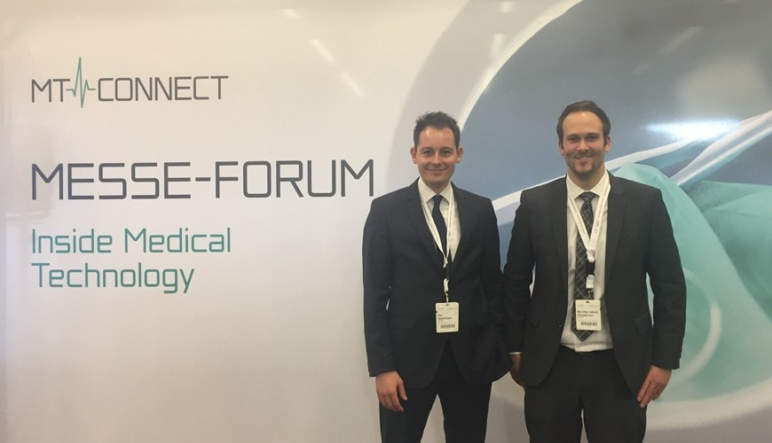 Cyber Security & Medical Technology – usd AG at MT-Connect.