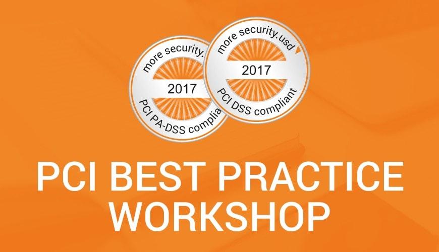 PCI Best Practice Workshop – Oktober 2017