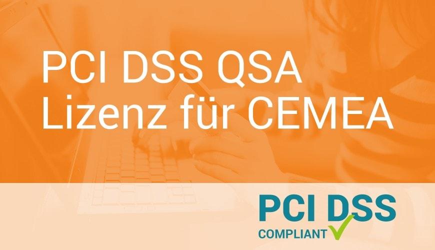 usd erhält PCI DSS QSA Lizenz für CEMEA