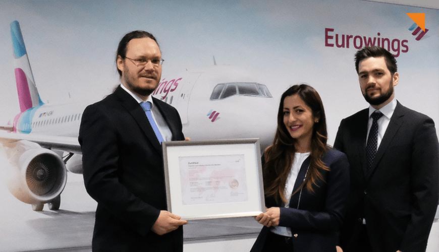 news pci dss zertifizierung eurowings