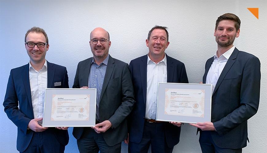 VÖB-ZVD Processing GmbH erneut nach PCI DSS zertifiziert