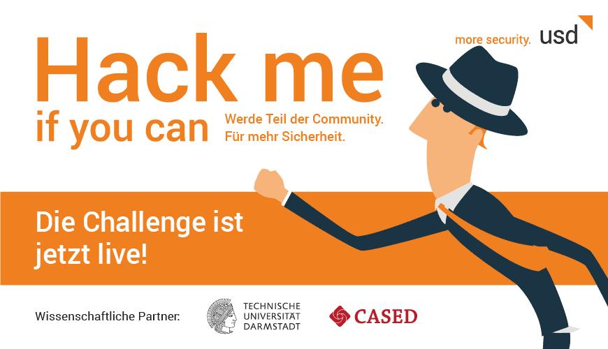 usd Hackertage 2017 – Die Challenge ist live!