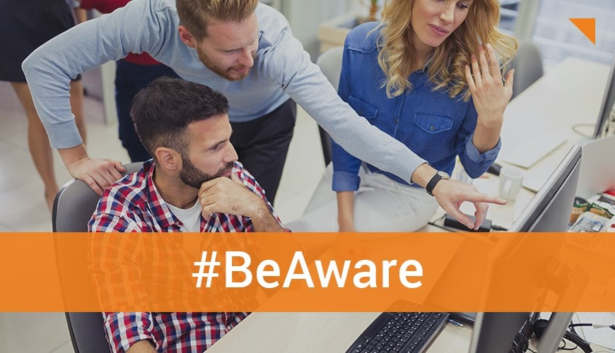 #BeAware: Man-in-the-Middle-Angriff