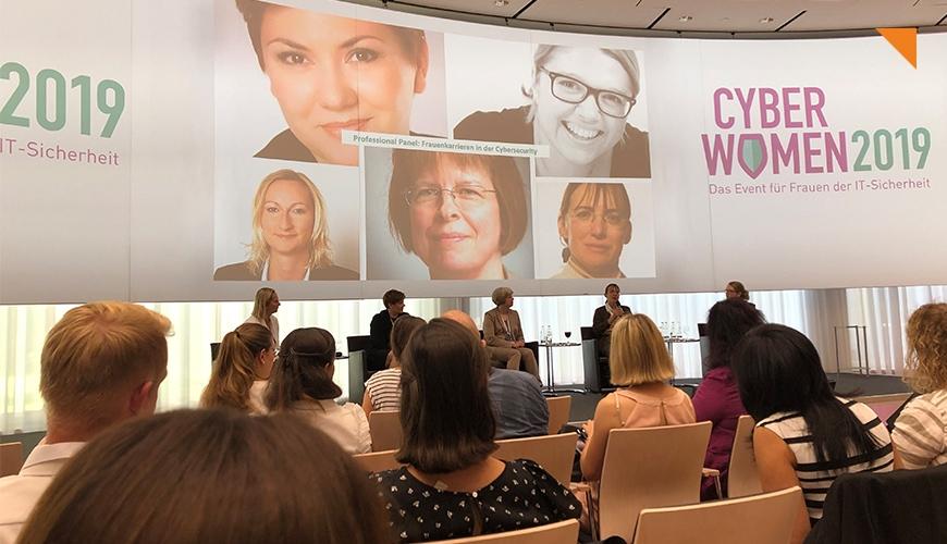 CYBERWOMEN 2019 – The Event for Women in IT Security