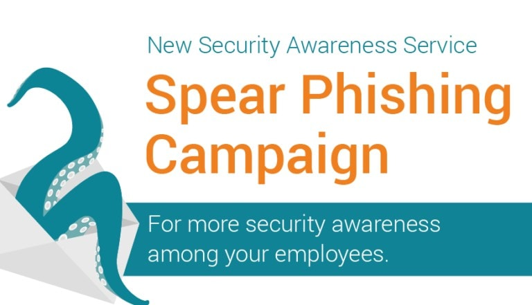 More Security Awareness through Our Spear Phishing Campaign