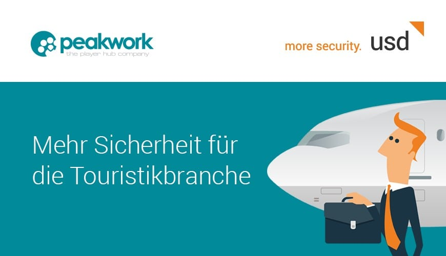More payment card security for the tourist industry – peakwork successfully PCI DSS certified.