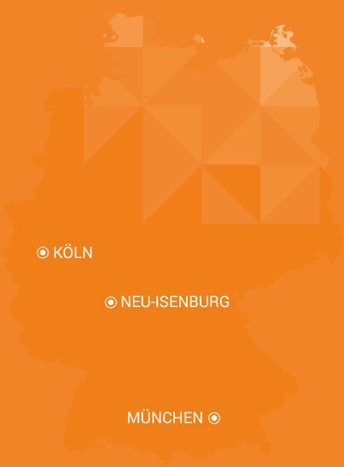 usd Standorte in Deutschland N