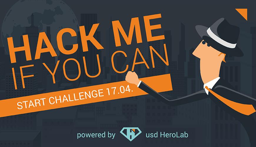 usd Hackertage 2019 – Die Challenge startet am 17. April!