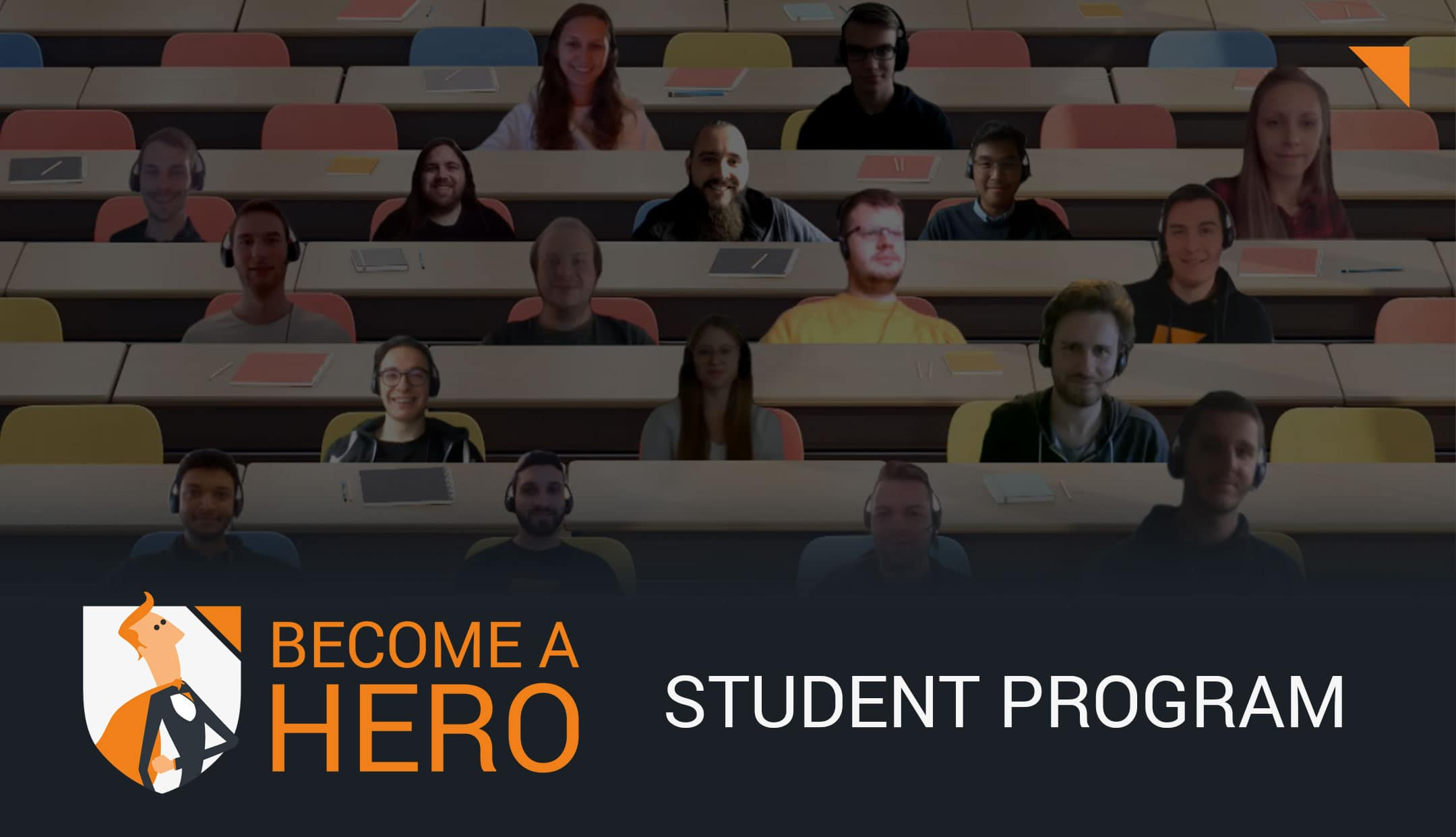 """usd Students Circle – """"Become a Hero Program"""" für Studierende"""